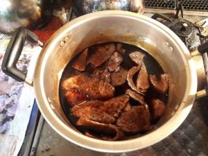 ローハイド 我が家の伝統保存食