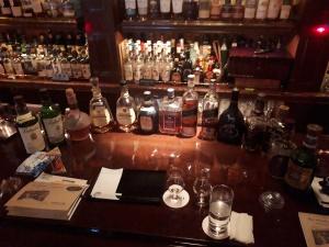 20種のウイスキーを堪能
